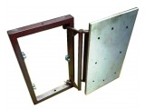Сдвижные люки под плитку нерегулируемые REVISORY SMART (12)