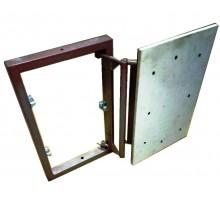 Сдвижной люк под плитку 300х300 см
